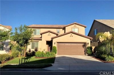 Corona Single Family Home For Sale: 25794 Dove Street
