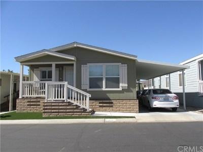 Riverside Mobile Home For Sale: 3700 Buchanan Street