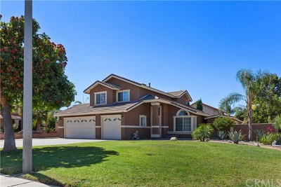 Rialto Single Family Home For Sale: 2513 W Via Bello Drive