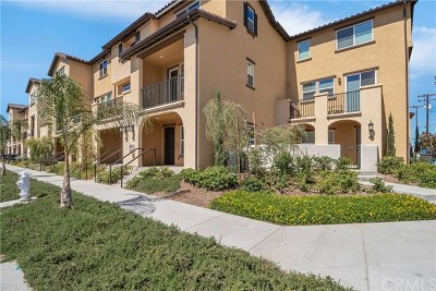 Santa Ana Condo/Townhouse For Sale: 1501 W Walnut Street #42