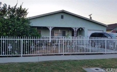 South El Monte Single Family Home For Sale: 1531 Millet Avenue