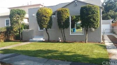 Los Angeles Single Family Home For Sale: 434 E Colden Avenue
