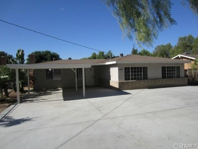 Norco Single Family Home For Sale: 1337 1st Street