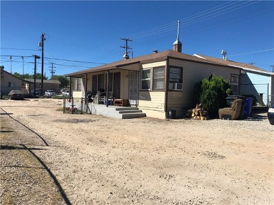 Victorville Multi Family Home For Sale: 16813 Tracy Street