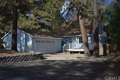 Wrightwood Single Family Home For Sale: 5676 Sheep Creek Drive