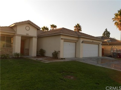 Moreno Valley Single Family Home For Sale: 16137 Via Ultimo