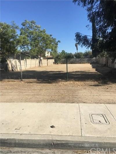 Riverside Residential Lots & Land For Sale: 7522 Evans Street