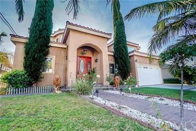 Downey Single Family Home For Sale: 9114 Irwingrove Drive