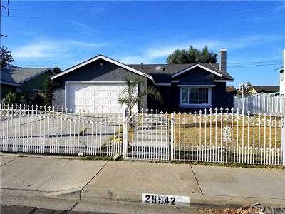 Moreno Valley Single Family Home For Sale: 25942 Calle Familia