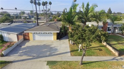 Costa Mesa Single Family Home For Sale: 670 W Wilson Street