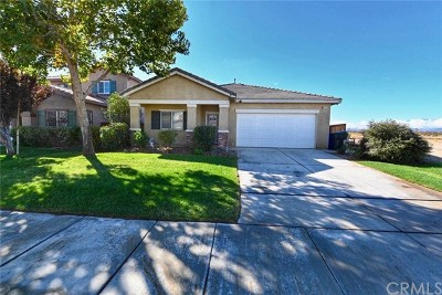 Victorville CA Single Family Home For Sale: $269,900