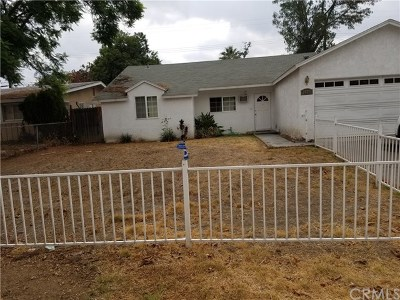 Azusa Single Family Home For Sale: 1034 E Alford Street