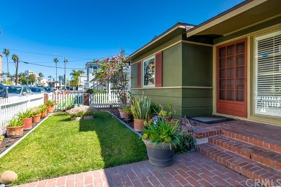 Long Beach Single Family Home For Sale: 176 Quincy Avenue