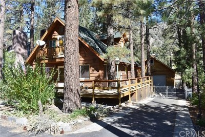 Wrightwood Single Family Home For Sale: 638 Mountain View Avenue