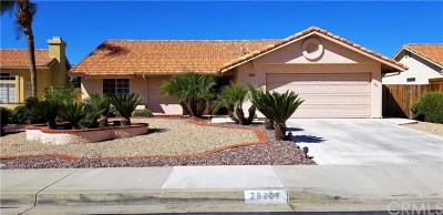 Sun City Single Family Home For Sale: 29267 Summerset Drive