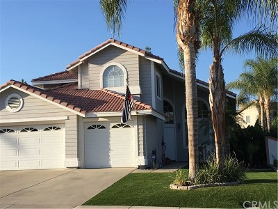 Lake Elsinore Single Family Home For Sale: 15116 Ficus Street