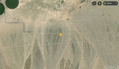 Barstow CA Residential Lots & Land For Sale: $2,988