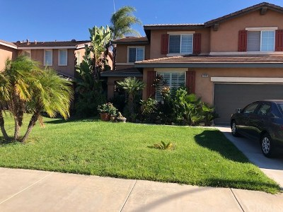 Riverside Single Family Home For Sale: 12393 Mesa Grove Drive