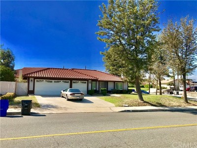 Rialto Single Family Home For Sale: 1888 N Acacia Avenue