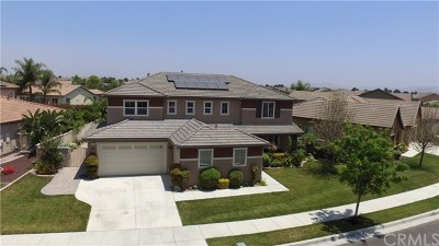 Eastvale Single Family Home For Sale: 7172 Stockton Drive