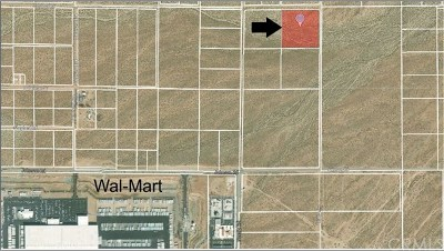 Apple Valley Residential Lots & Land For Sale: Cardova Rd