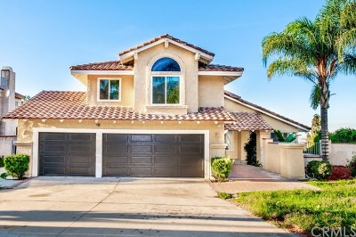 Highland Single Family Home For Sale: 7562 Sunny Ridge
