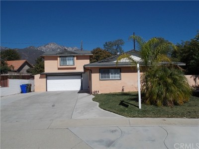 Single Family Home For Sale: 10222 La Gloria Drive