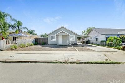 Colton Single Family Home For Sale: 910 Orange Grove Avenue