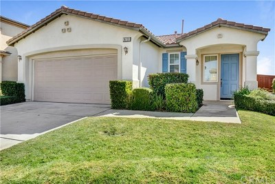 Beaumont Single Family Home For Sale: 36733 Bay Hill Drive