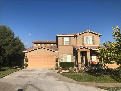 Yucaipa Single Family Home For Sale: 32020 Teal Court