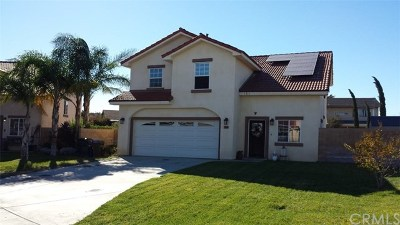 Fontana Single Family Home For Sale: 7854 Apple Lane