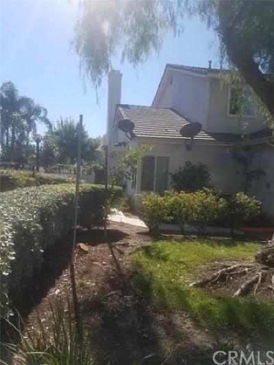 Rancho Cucamonga Single Family Home Active Under Contract: 9145 W Rancho Park Circle