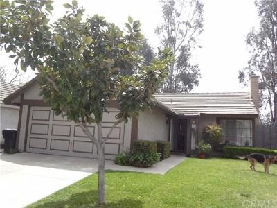 Rancho Cucamonga Single Family Home For Sale: 12721 Province Street