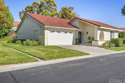 Mission Viejo Single Family Home For Sale: 27716 Via Granados