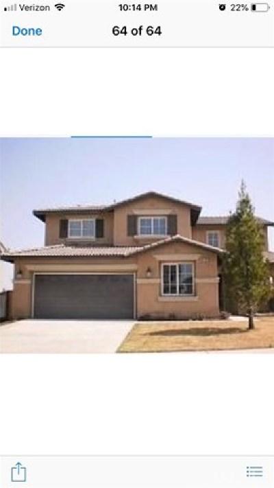 Adelanto Single Family Home For Sale: 15023 Strawberry Lane