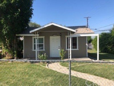 Loma Linda Single Family Home For Sale: 11010 San Juan