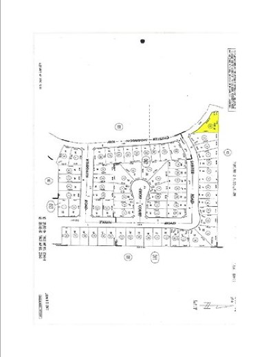 Menifee Residential Lots & Land For Sale: Chester Morrison Way