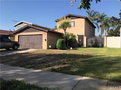 Pomona Single Family Home For Sale: 225 Acacia Street