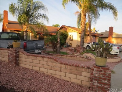 Moreno Valley Single Family Home For Sale: 25152 Silent Creek Road