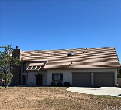 Yucaipa Single Family Home For Sale: 11221 Fremont Street