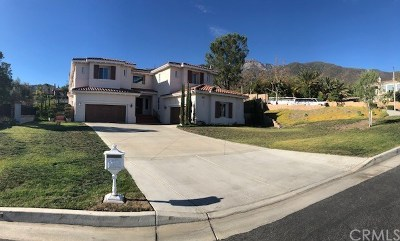 Rancho Cucamonga Single Family Home For Sale: 4942 Roan Court