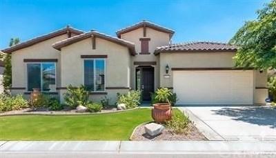 Indio Single Family Home For Sale: 81875 Corte Valdemoro