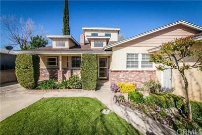 Calimesa Single Family Home For Sale: 1074 Brady Lane
