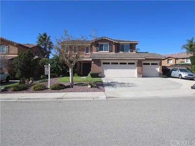 Fontana Single Family Home For Sale: 5816 Monroe Court