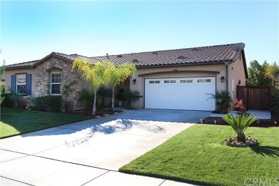 Moreno Valley Single Family Home For Sale: 23059 Sienna Lane
