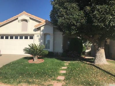 Banning CA Single Family Home For Sale: $308,000