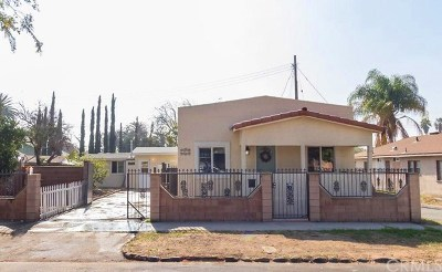 Ontario Single Family Home For Sale: 511 W Nevada Street