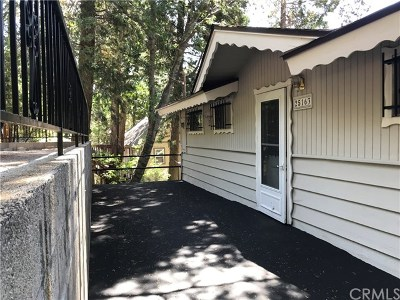 Crestline Single Family Home For Sale: 25163 Basel Drive