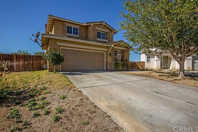 Adelanto Single Family Home For Sale: 11769 Wallflower Court