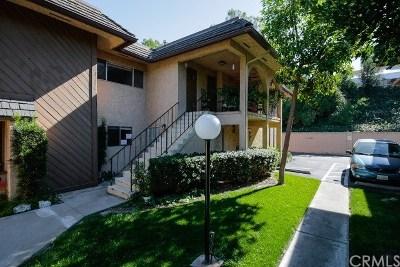 La Habra Condo/Townhouse For Sale: 1024 Las Lomas Drive #C